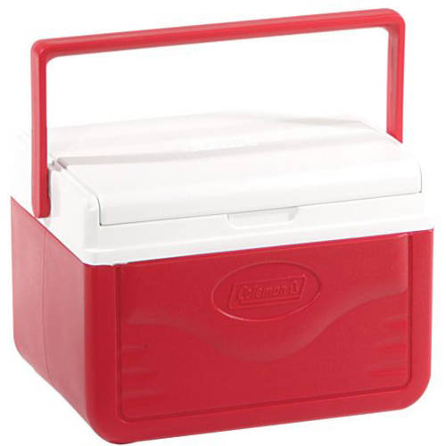 Coleman 5-Quart Cooler with Shield