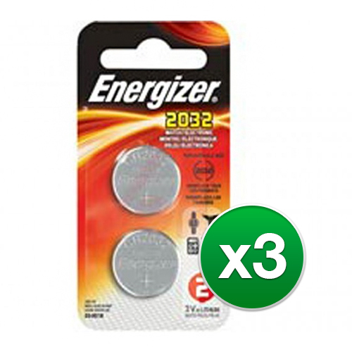 Replacement Battery for Energizer 2032BP2N (3-Pack) Replacement Battery by Energizer