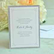 Invitation kits gartner studios glitter invitations stopboris Images
