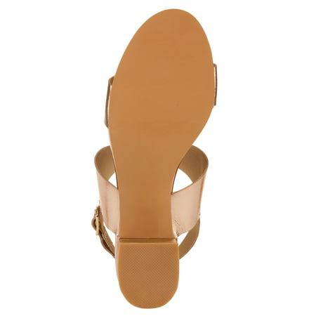 Melrose Ave Women's Next Time Vegan Heeled Sandal