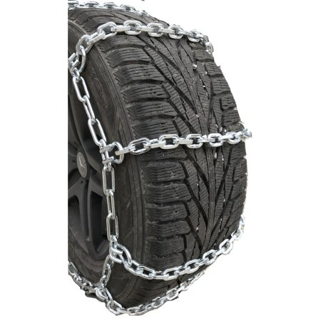Snow Chains   315/70R17LT, 315/70-17 LT  7mm Square Boron Alloy Tire Chains, - image 4 of 4
