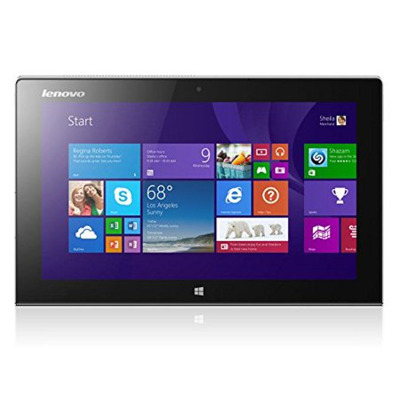 Lenovo Miix 2 11 11 6-Inch 128 GB Tablet (59413201) Silver