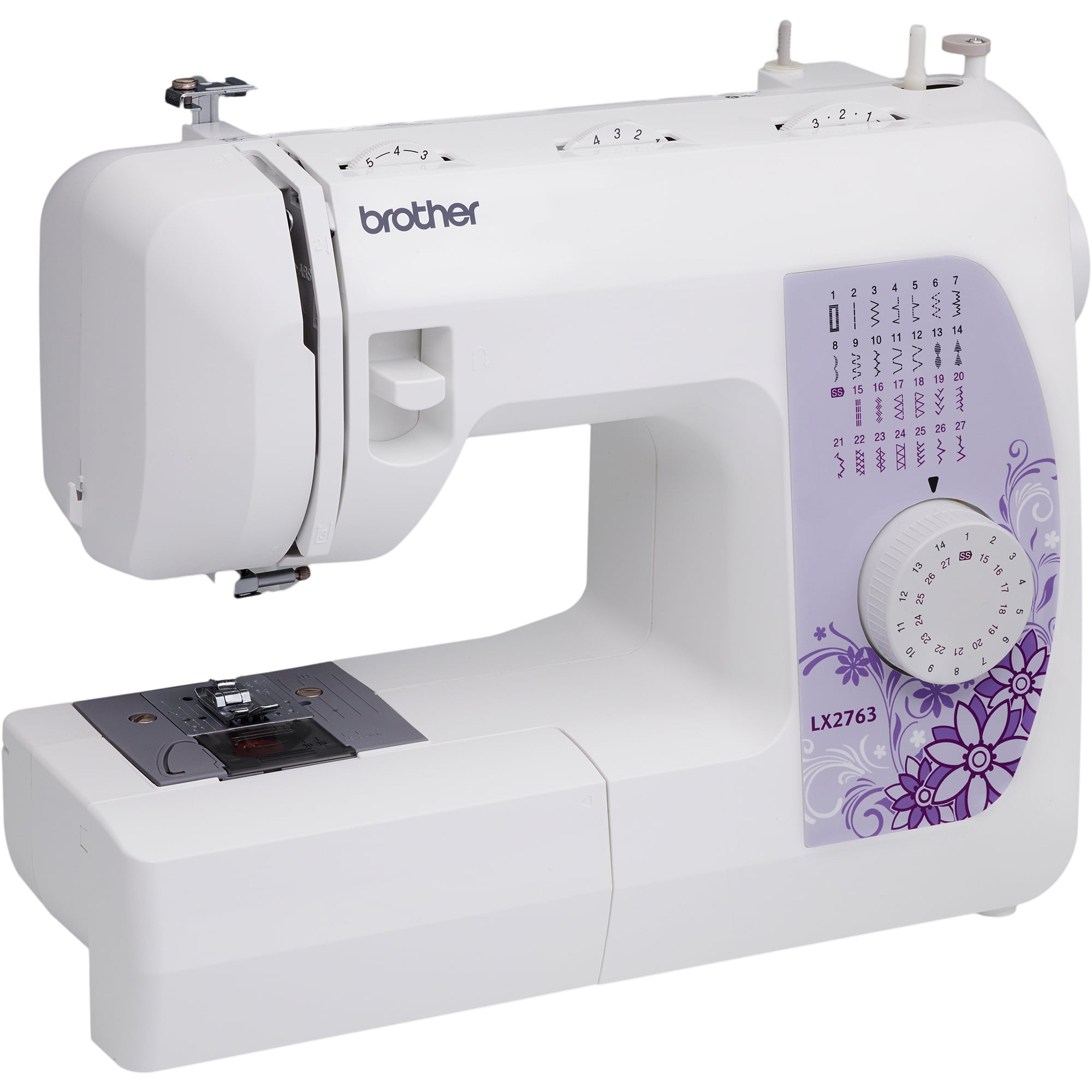 sewing machine stitches on bottom