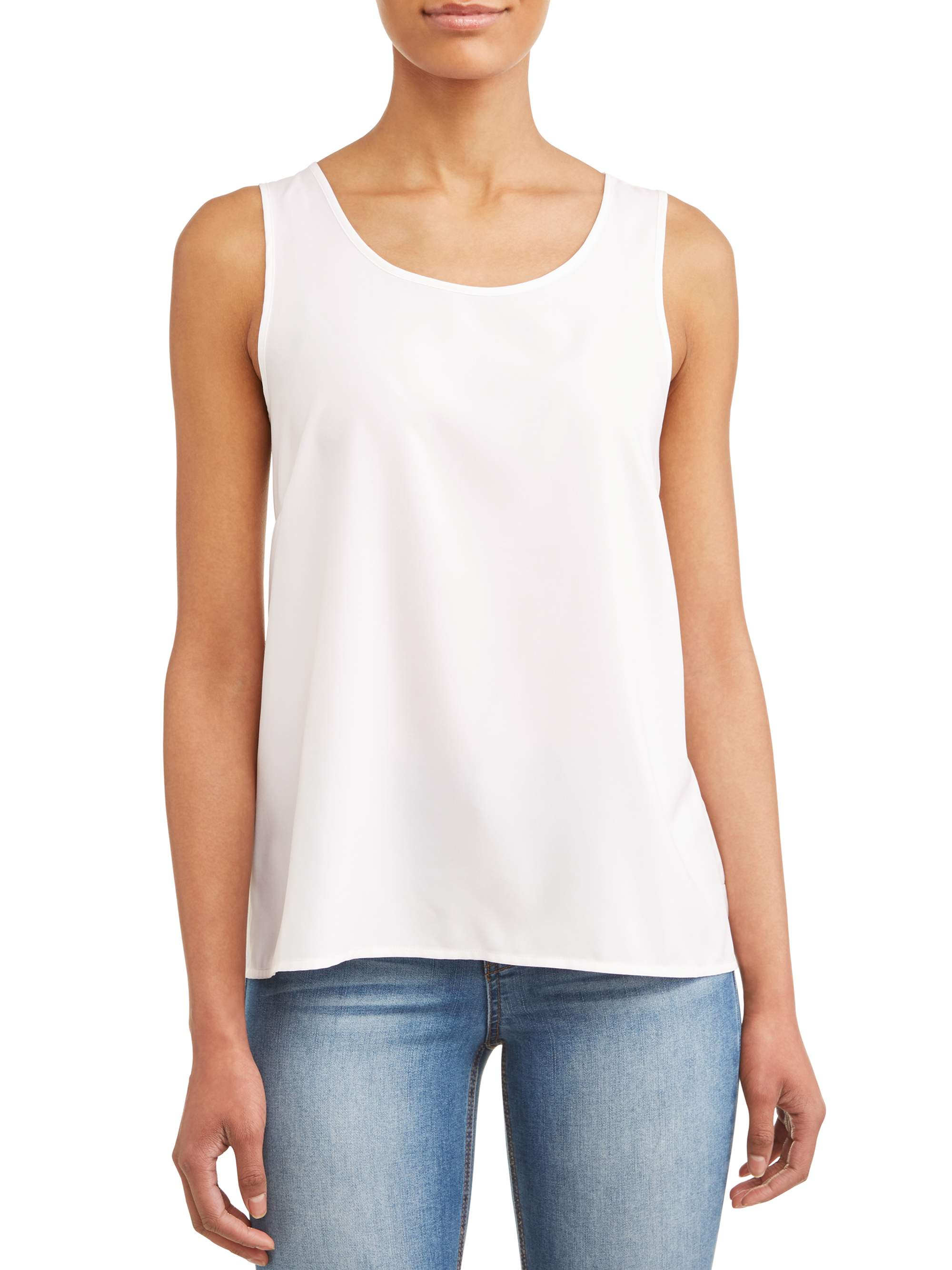 Women's Essential Woven Tank Top