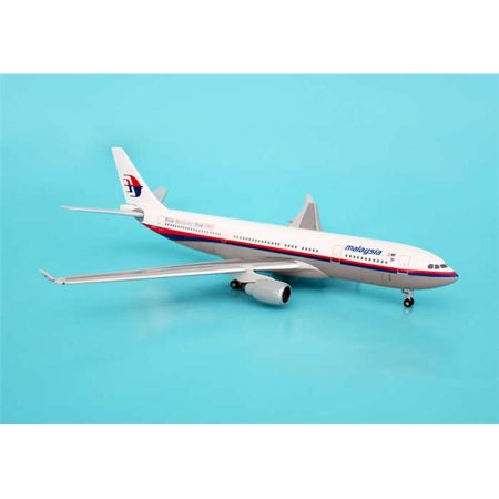 JC Wings Malaysia A330-223 Model Airplane