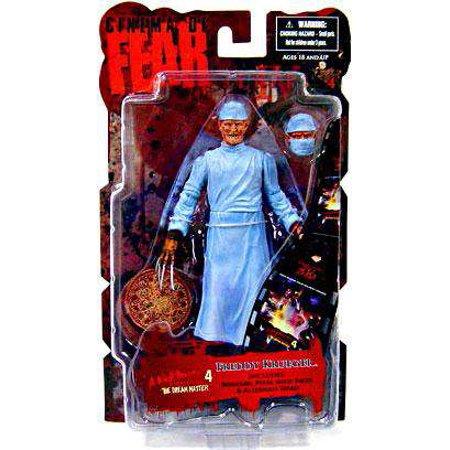 A Nightmare on Elm Street Series 4 Freddy Krueger Action Figure [Surgeon]](Freddy Kruger)
