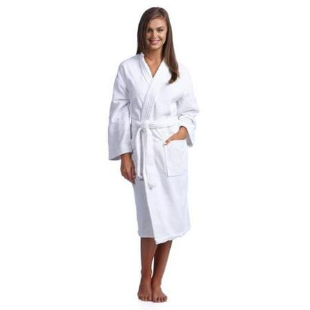 Classic Turkish Towel  Kimono Cotto Terry Cloth Bath Robe Classic Terry Cloth Kimono Robe