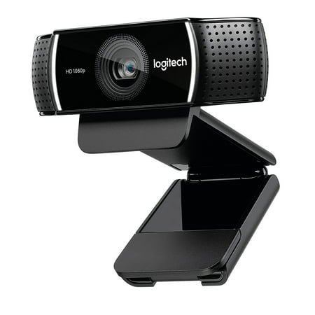 Logitech 1080p Pro Stream Webcam for HD Video Streaming and Recording at (Quickcam Pro Digital Webcam)