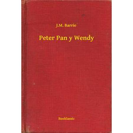 Peter Pan y Wendy - eBook (Wendy And Peter Pan Costume)