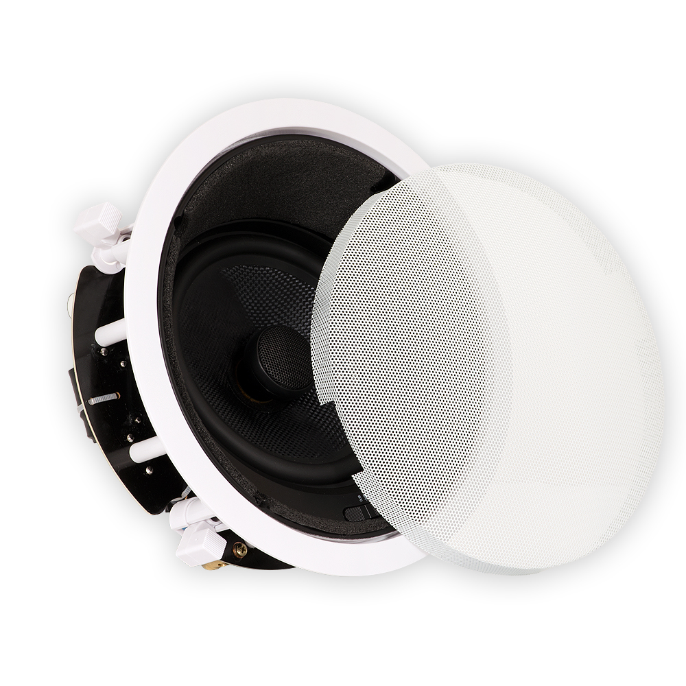 """NEW SVC 10/"""" In-Wall Subwoofer Speaker.bass flush mount sub.Home theater.8ohm"""