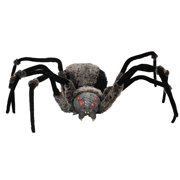giant spider with led eyes halloween decoration - Halloween Spider