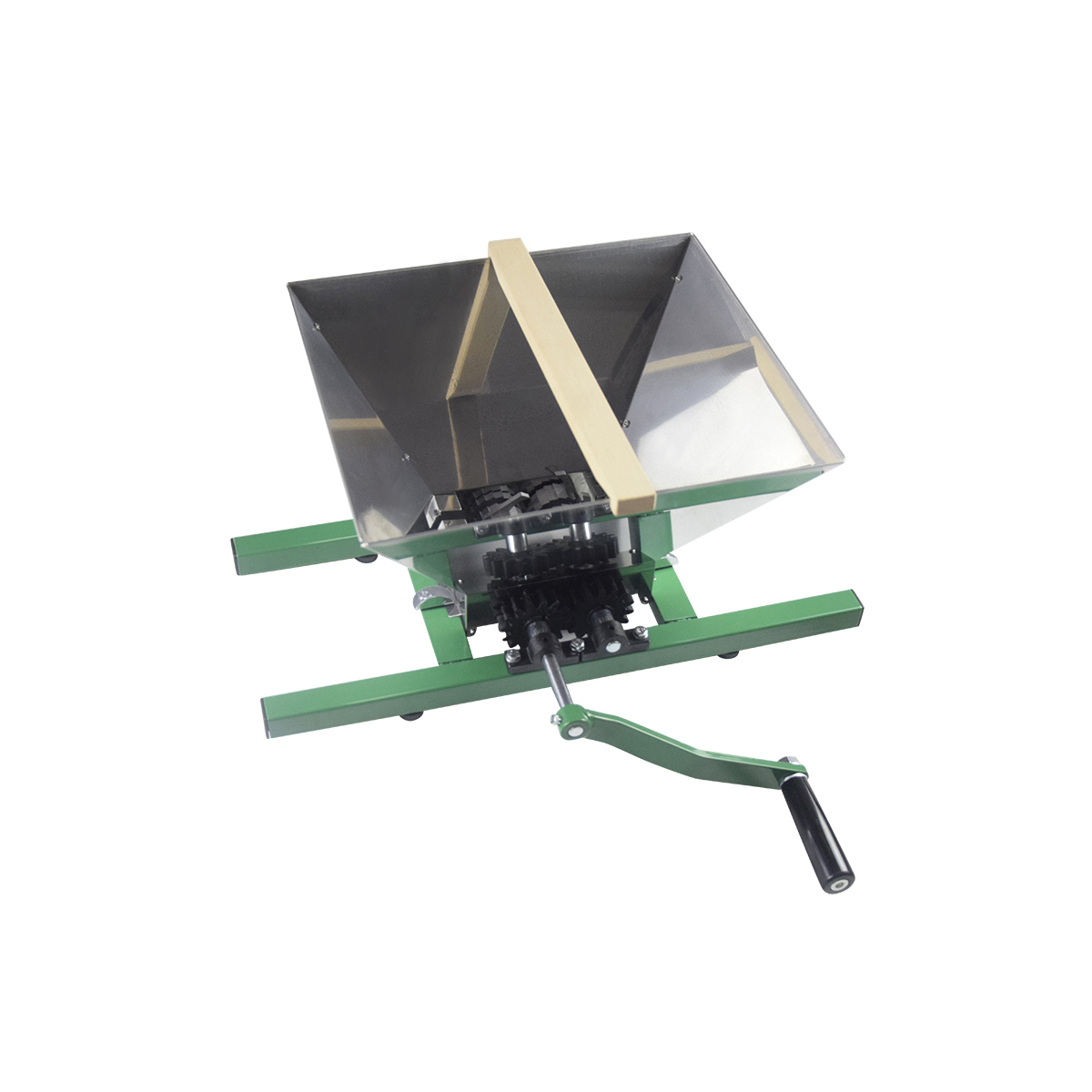 Fruit Scratter Pulper for Cider Wine EJWOX 7Litres Fruit and Apple Crusher Stainless Steel