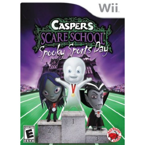Casper Scare School: Spooky Sports Day (Wii)