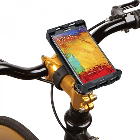 TiGRA Sport Mount Case Universal 6 Bicycle Smartphone Mount Kit for Screens up to 6 inch -