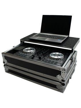 Harmony HCDDJSBLT Flight Glide Laptop Stand Road DJ Case fits Pioneer DDJ-SB