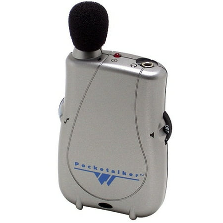 Williams Sound PockeTalker Ultra w/ Microphone - (Ultra Moc)
