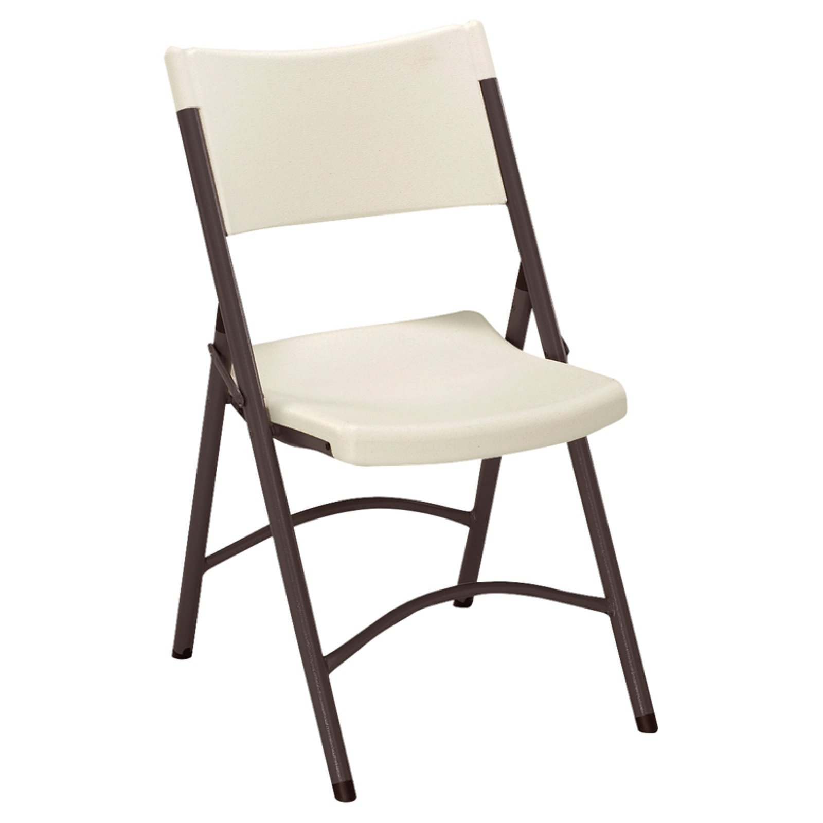 Durable and Heavy Duty Utility blow mold folding chair - 4 PK