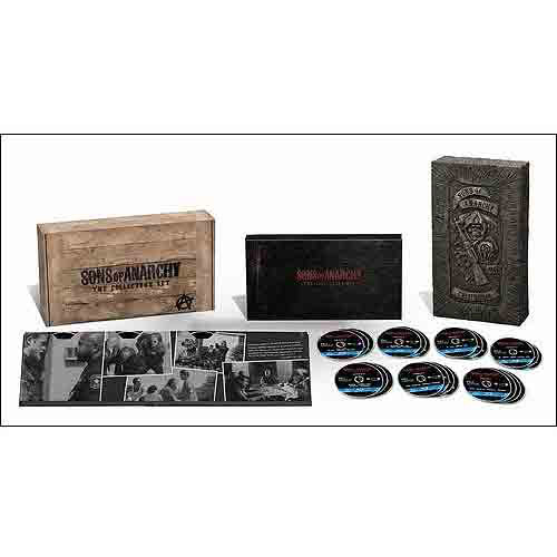 Sons Of Anarchy: The Complete Series (Blu-ray)