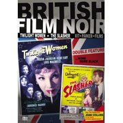British Film Noir Double Feature: Twilight Women / The Slasher (DVD)