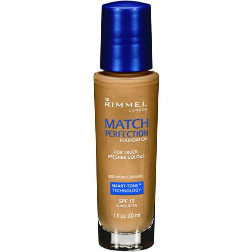 Rimmel Match Perfection Foundation