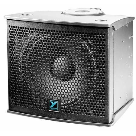 Yorkville Pa Speakers - Yorkville NX10C Coaxial Pole thru 1200w Peak Active PA Speaker