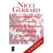 Nicci Gerrard 6-in-1 bundel - eBook
