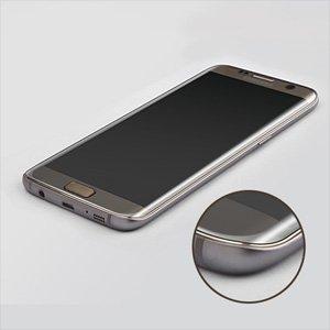 Samsung GALAXY S7 Edge Screen Protector Edge to Edge Coverage Scratch guard