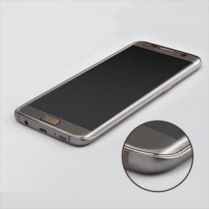Samsung GALAXY S7 Edge Screen Protector Edge to Edge Coverage Scratch guard for Samsung GALAXY S7
