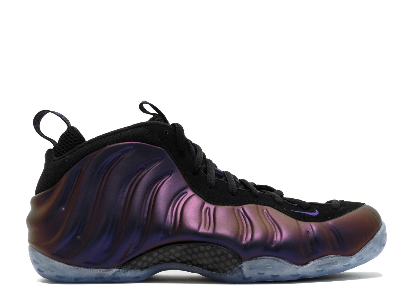 best service fb73f 7dd44 ... sale nike mens nike air foamposite one eggplant black varsity purple  314996 008 walmart aa0c7 e08b1