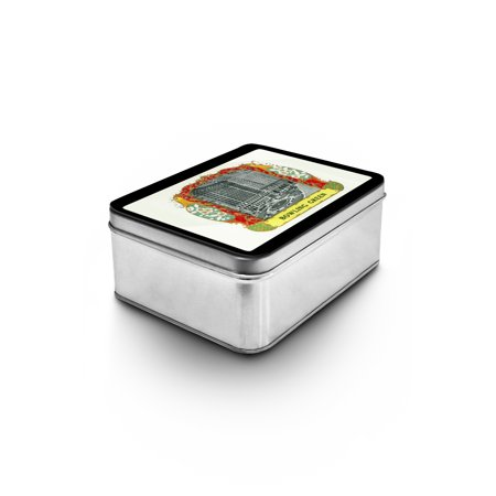 Bowling Green Brand Cigar Inner Box Label (Keepsake Tin) ()
