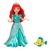 Disney Princess Magiclip Ariel and Flounder Doll