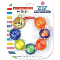 Baby King Scholastic Teether Beads 1 ea