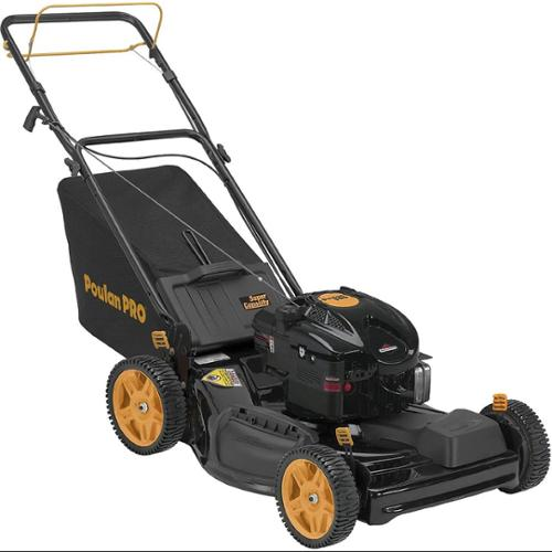 Poulan Pro 190cc 22-Inch 3-In-1 FWD Self-Propelled Gas Lawn Mower | PR625Y22RPX
