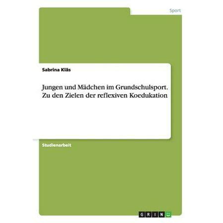 Jungen Und Madchen Im Grundschulsport. Zu Den Zielen Der Reflexiven Koedukation (Brillengestelle Mädchen)