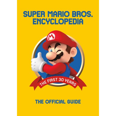 Super Mario Encyclopedia: The Official Guide to the First 30 Years - Super Mario Gloves