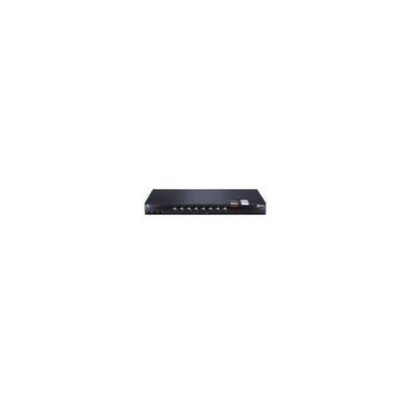 AVOCENT SwitchView KVM Switch 8 Computer(s) 9 x USB 9 x DVI by
