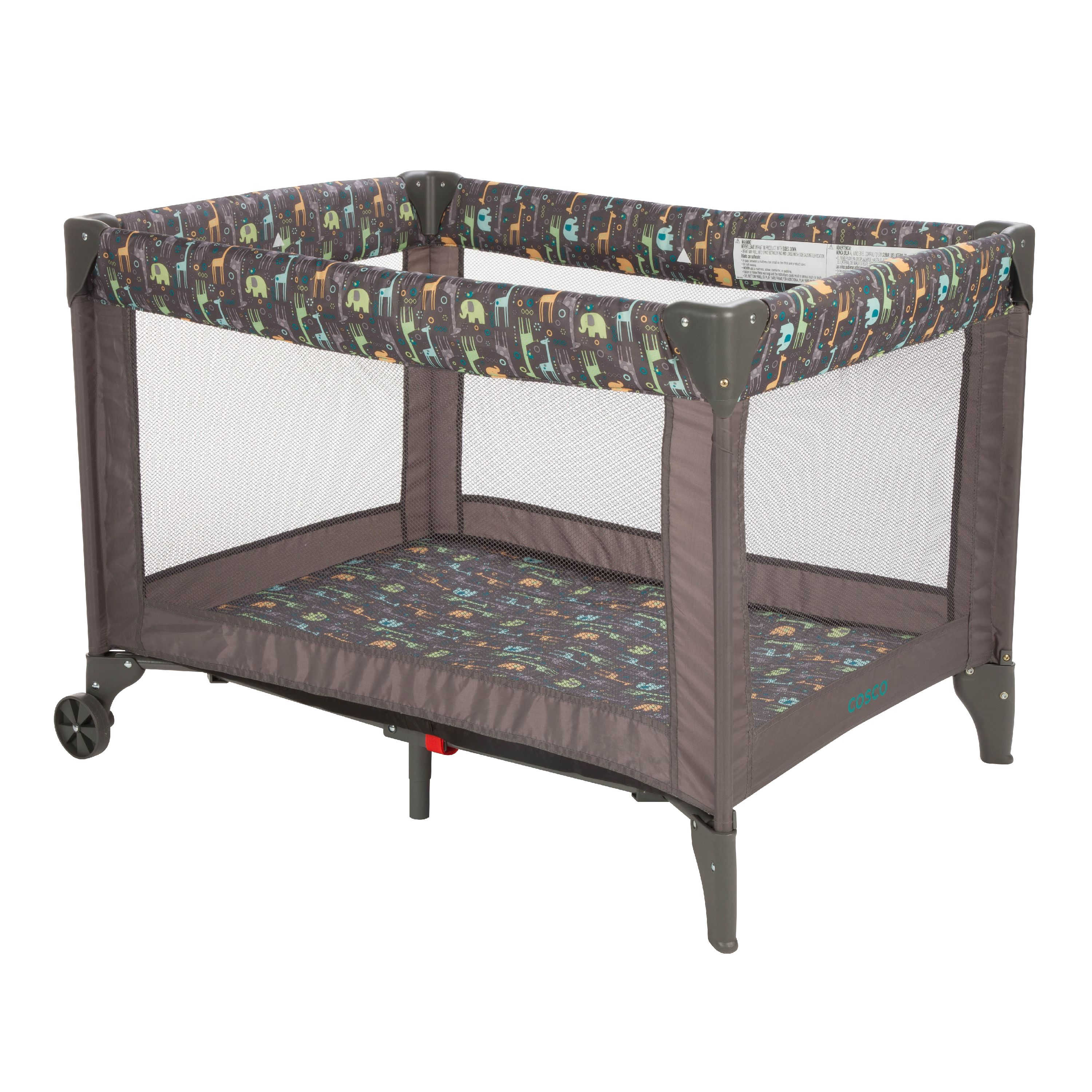 Cosco Funsport® Portable Compact Baby Play Yard, Zuri