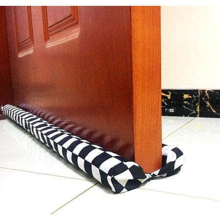 DOOR DRAFT STOPPER Double Sided Under 32 to 38