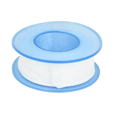 Water Pipe Air Hose Plumbers Thread Sealant 17mm Width PTFE Tape White - image 1 of 1