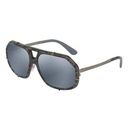 e13b17b7f02 Dolce   Gabbana - Dolce   Gabbana Men s Metal Man Aviator Sunglasses ...