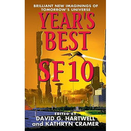 Year's Best SF 10 - eBook - Best Sf Bars For Halloween