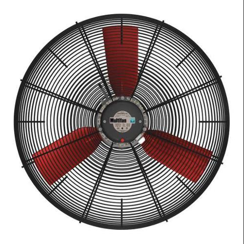 MULTIFAN FXCIRC24-3120BB Air Circulator,120V,1580 rpm,24 in. G2481626
