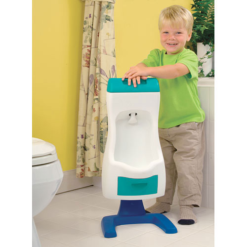 Peter Potty Flushing Toddler Urinal