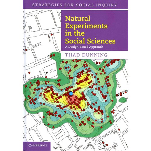 Natural Experiments in the Social Sciences : A Design-Based Approach
