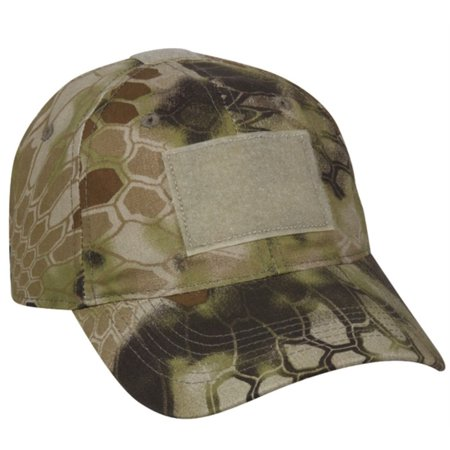 Kryptek Camo Tactical Patch Hat   Cap (Highlander) - Walmart.com 98d91bbf48b