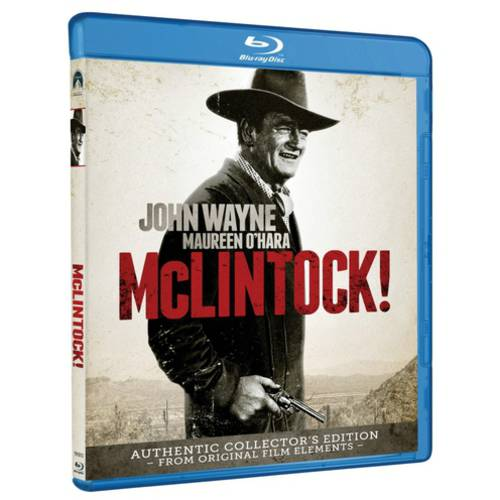 McLintock! (Blu-ray) (Widescreen)