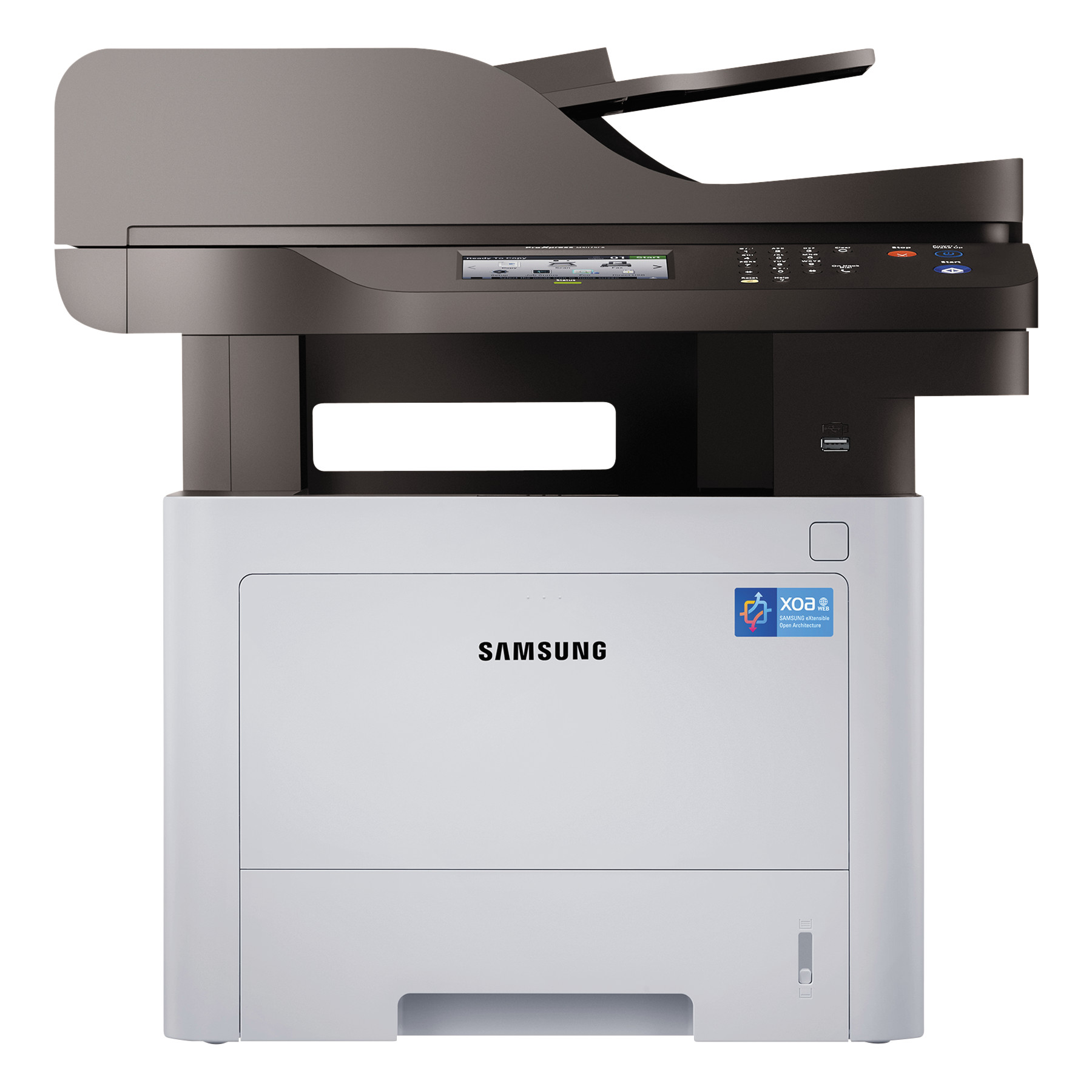 Samsung ProXpress M4070FX Multifunction Laser Printer, Copy Fax Print Scan by Samsung