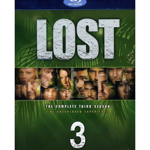 Lost: The Complete Third Season - The Unexplored Experience (Blu-ray) (Widescreen)