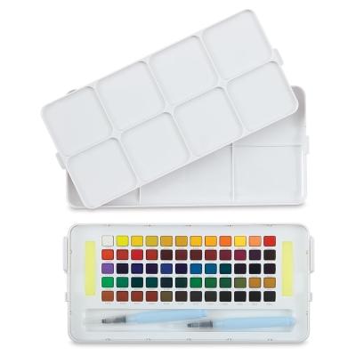 Sakura Koi Watercolors Studio Sketch Box Set, 60-Colors