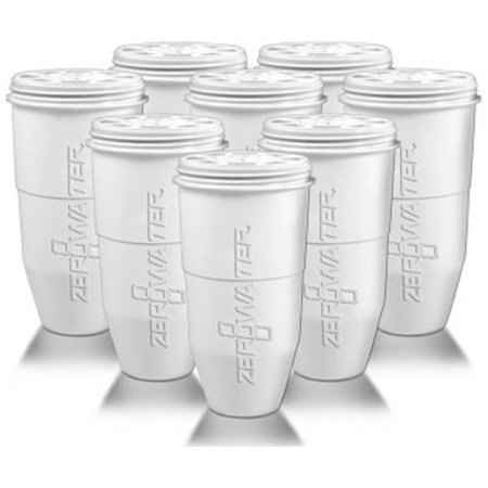 ZeroWater Replacement Filter, 8-Pack (ZR-008)